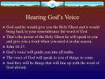hearing god s voice46