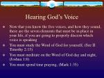 hearing god s voice50