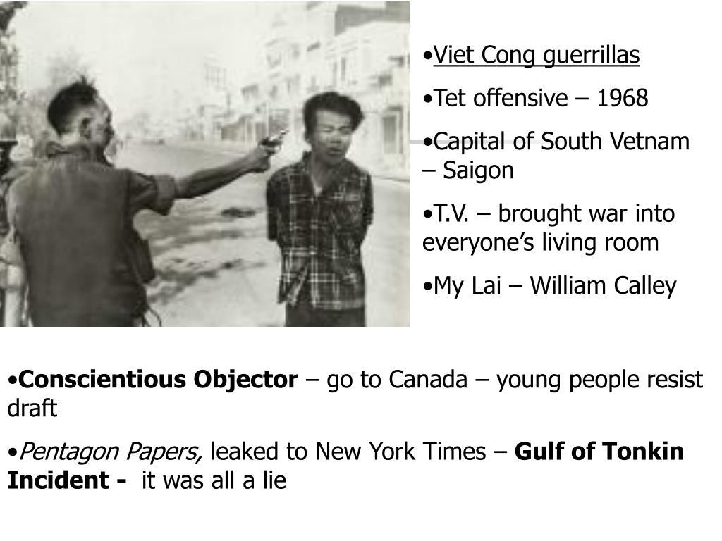 Viet Cong guerrillas