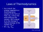 laws of thermodynamics1