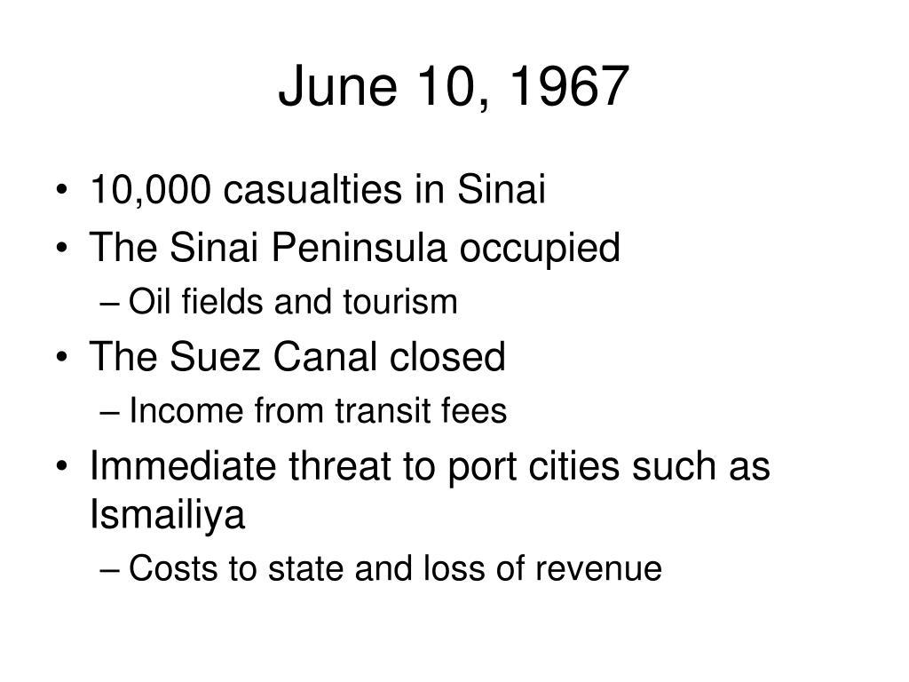 June 10, 1967