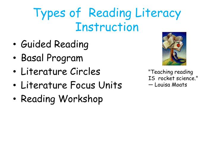 louisa moats literacy instruction