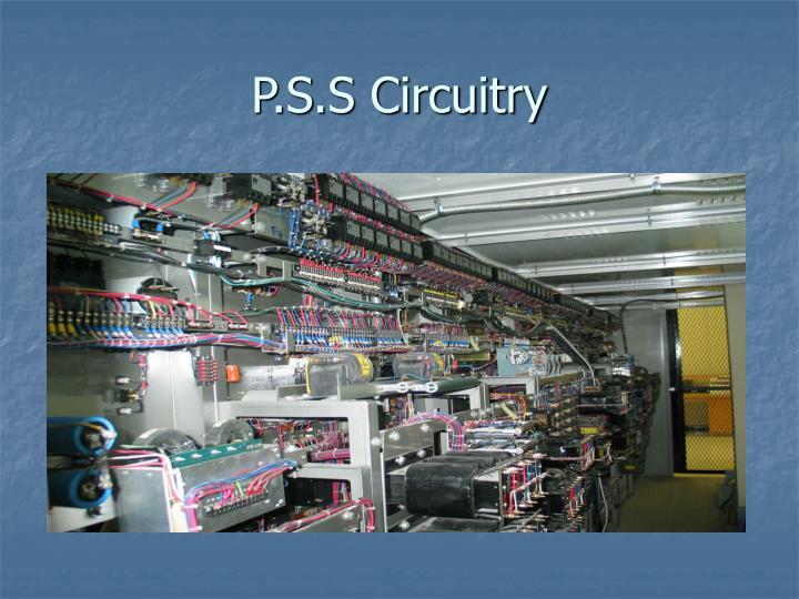 P.S.S Circuitry