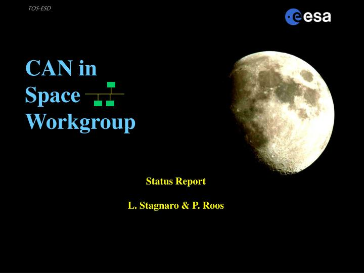 Can in space workgroup