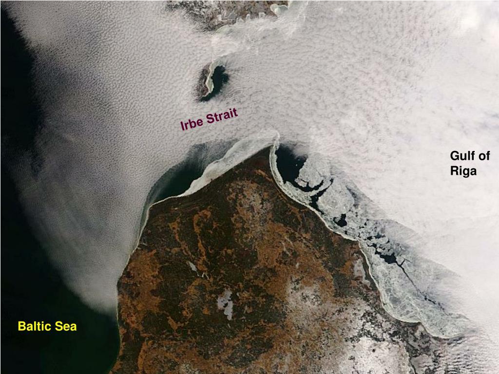 Irbe Strait