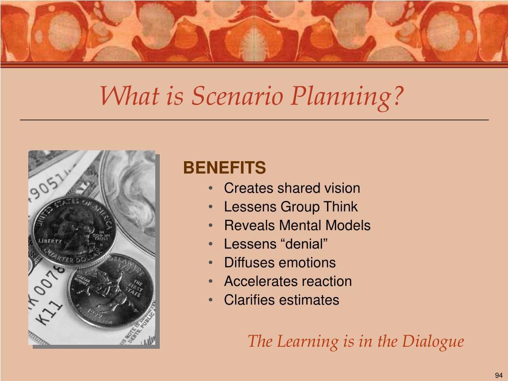 What is Scenario Planning?