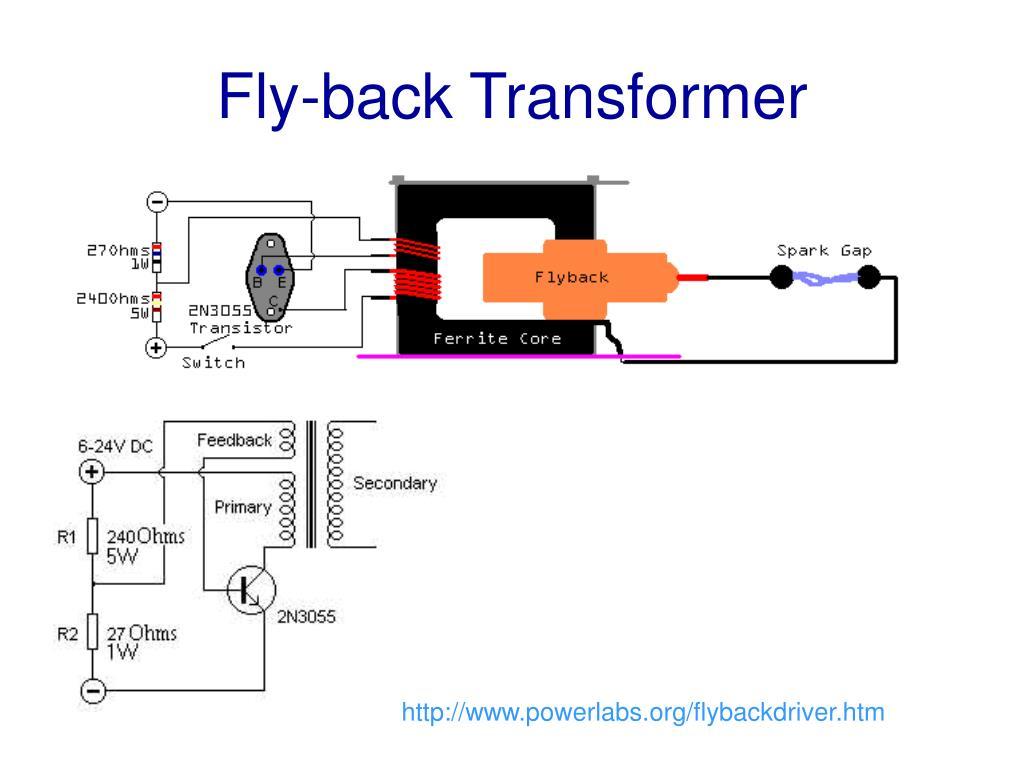 Fly-back Transformer