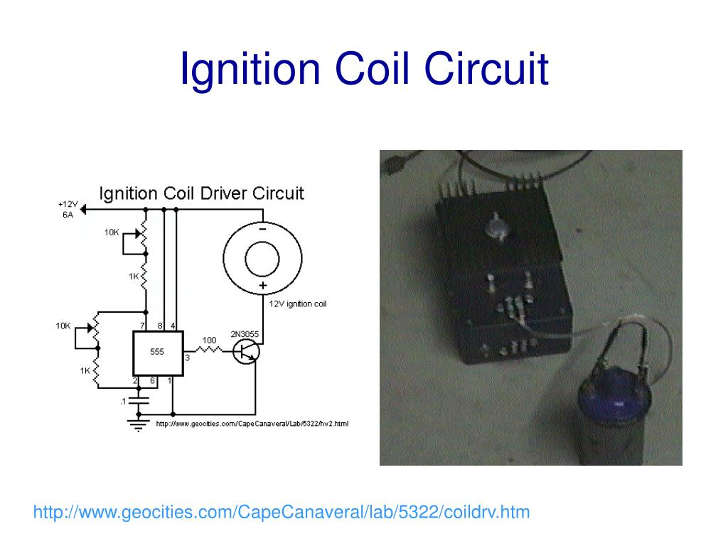 Ignition Coil Circuit