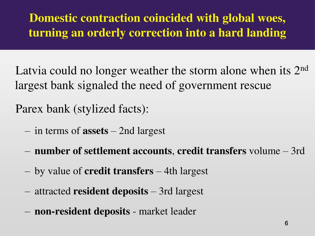 Domestic contraction coincided with global woes, turning an orderly correction into a hard landing
