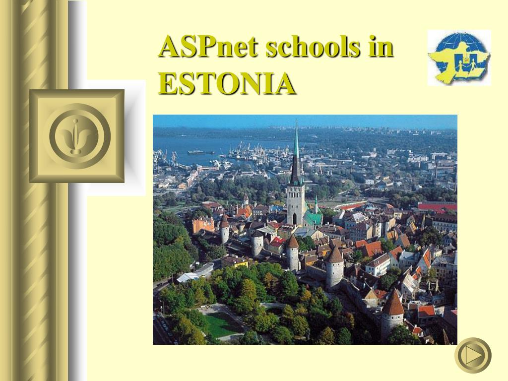 ASPnet schools in ESTONIA