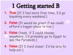 1 getting started b