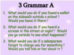 3 grammar a
