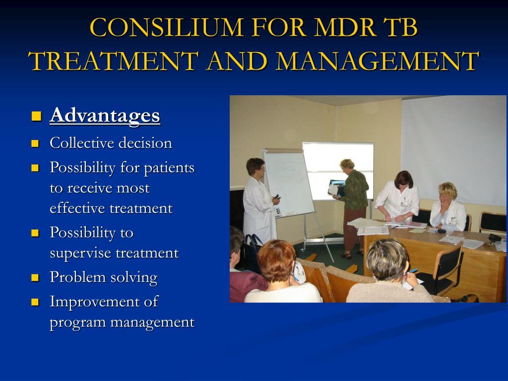 CONSILIUM FOR MDR
