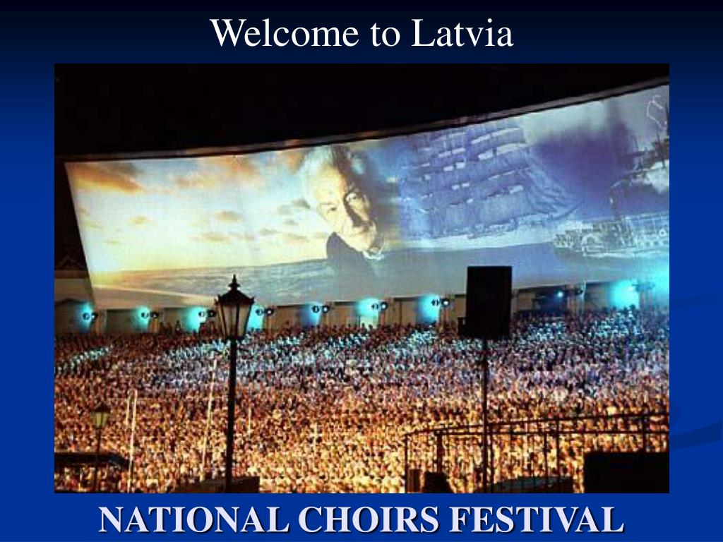 Welcome to Latvia