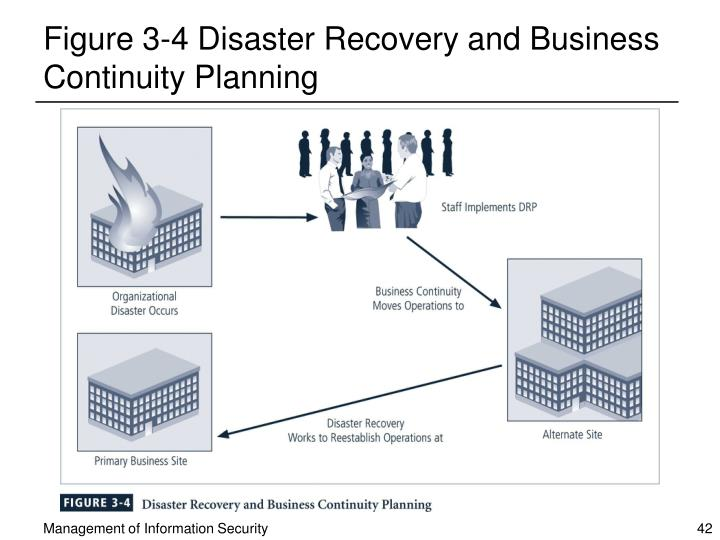Figure 3-4 Disaster Recovery and Business Continuity Planning