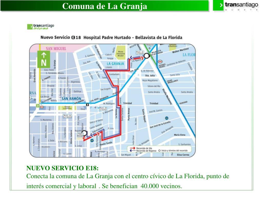 Comuna de La Granja