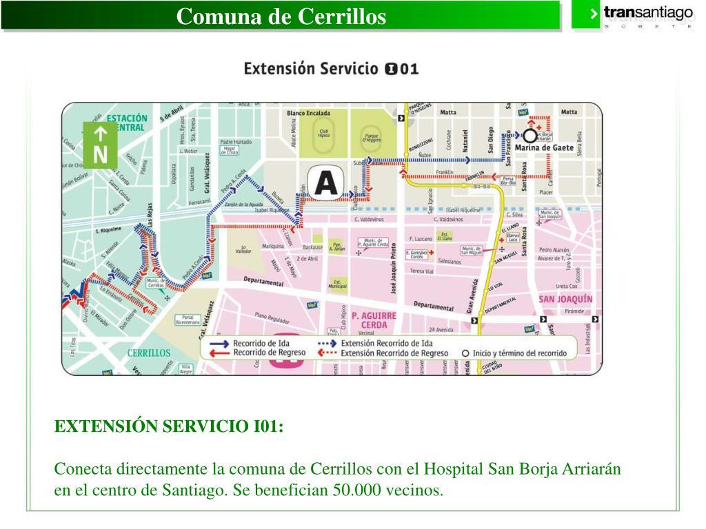 Comuna de Cerrillos