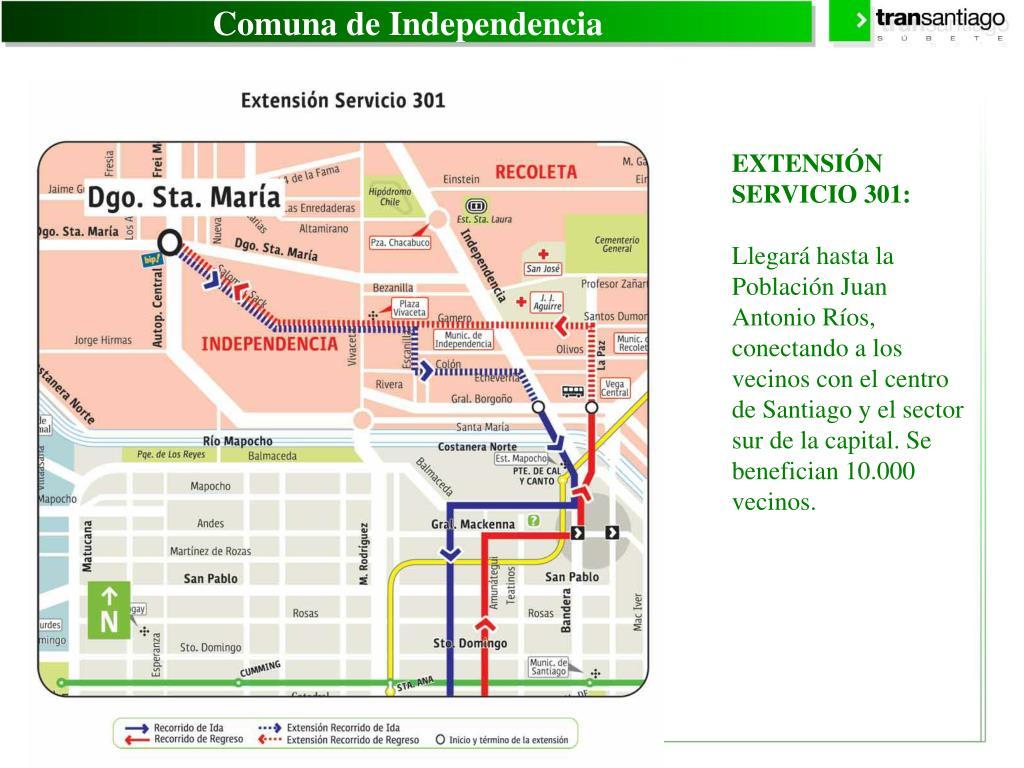 Comuna de Independencia