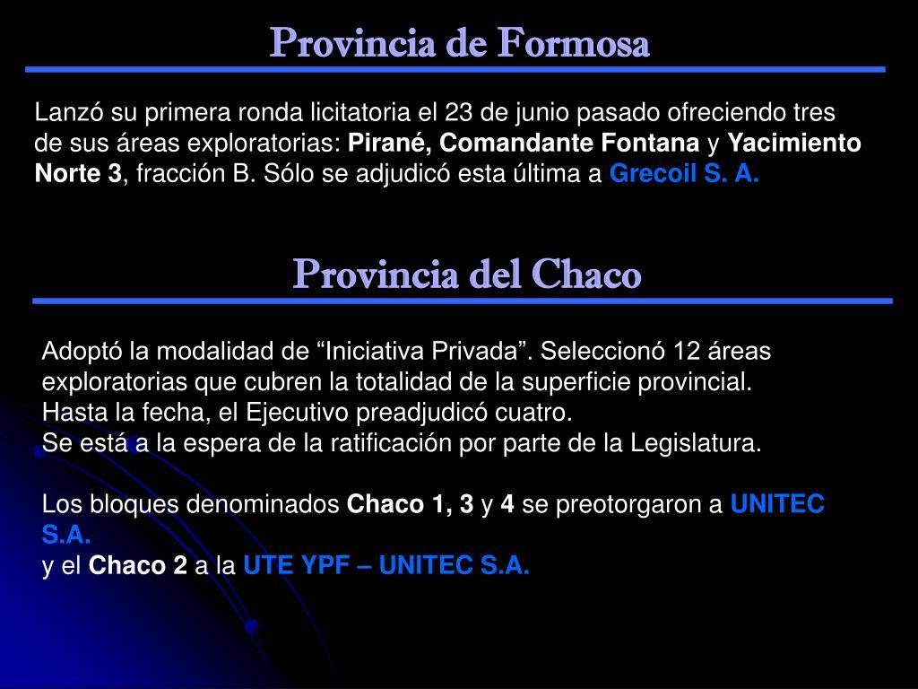 Provincia de Formosa