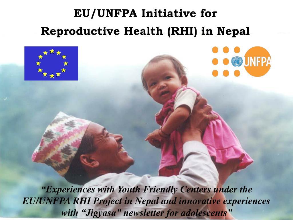EU/UNFPA Initiative for