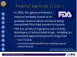 federal agencies cont3