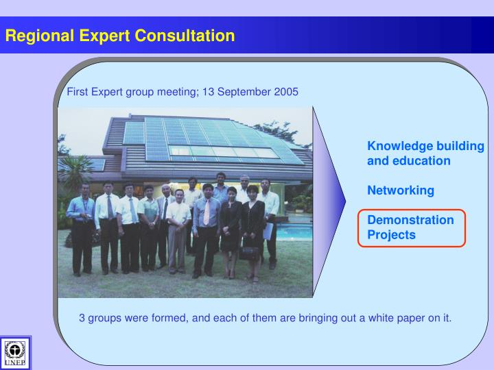 Knowledge building and education