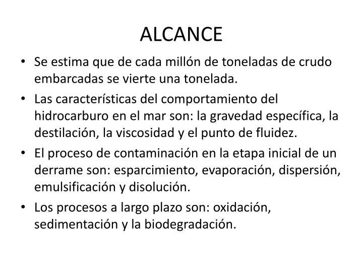ALCANCE
