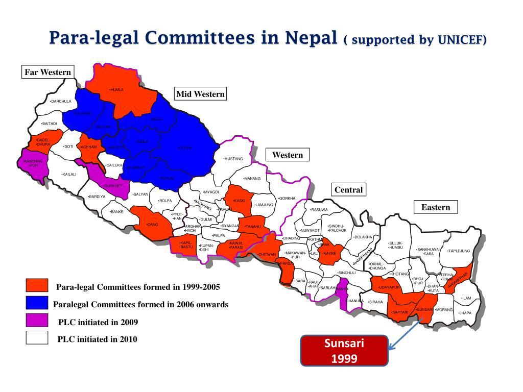 Para-legal Committees in Nepal