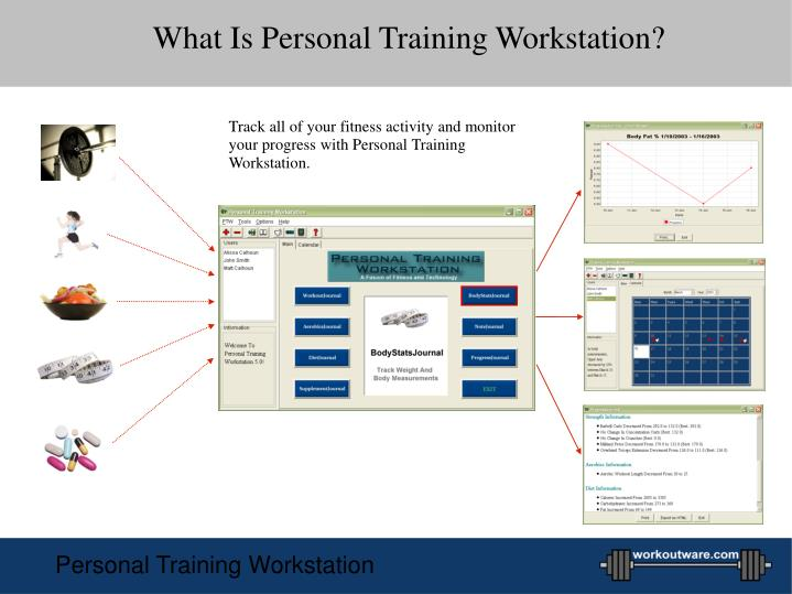 What Is Personal Training Workstation?