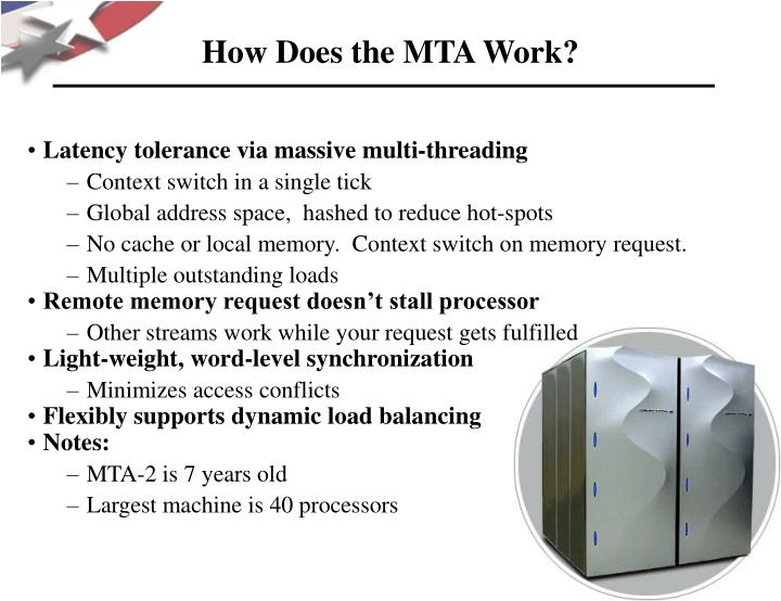 How Does the MTA Work?