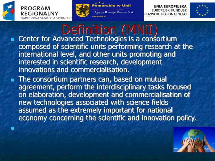 Definition (MNiI)
