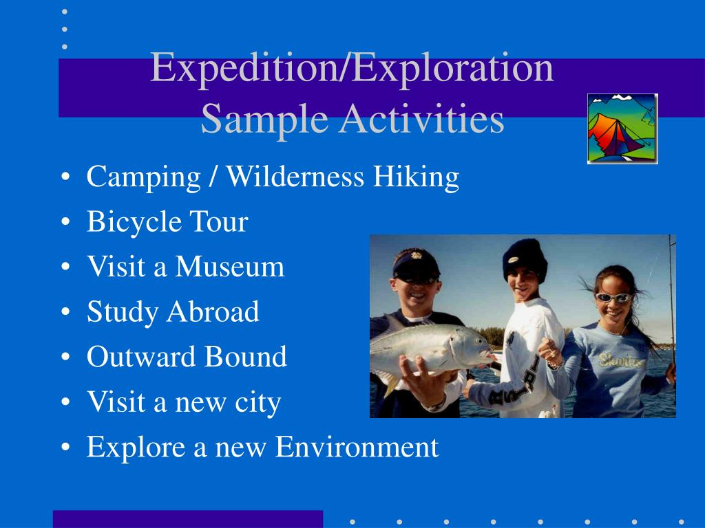 Expedition/Exploration