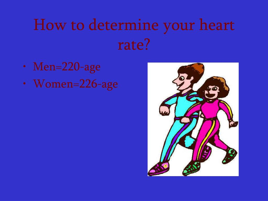 How to determine your heart rate?
