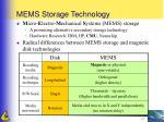 mems storage technology2