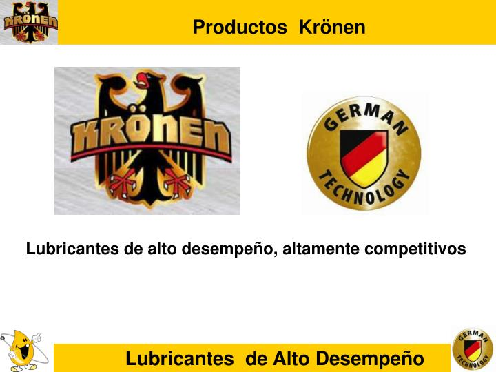 Productos  Kr