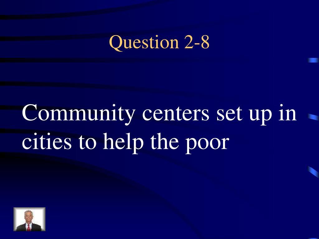 Question 2-8
