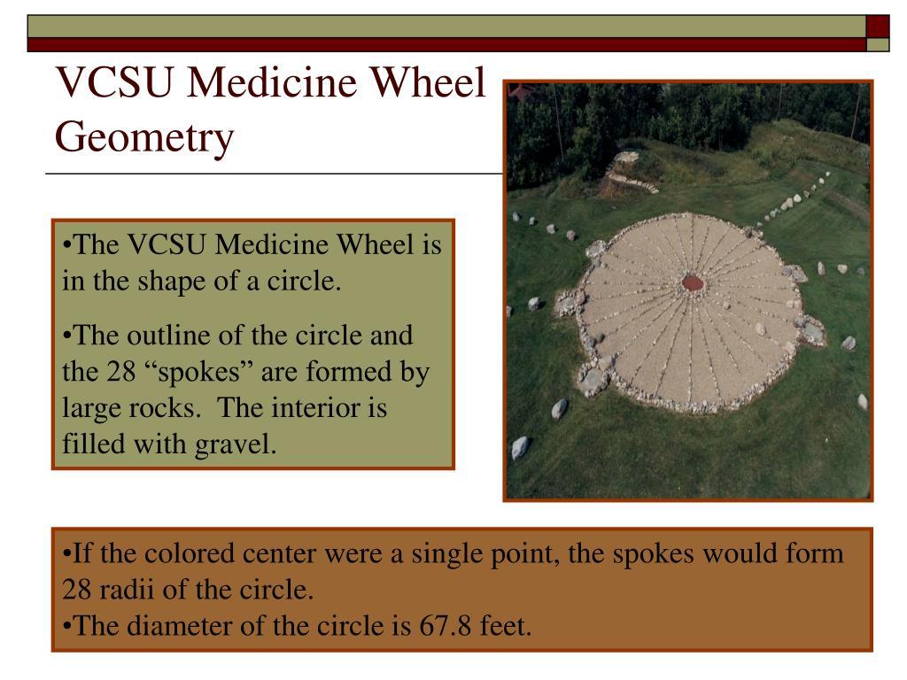 VCSU Medicine Wheel