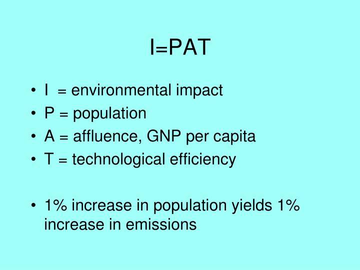 I=PAT