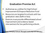 graduation promise act