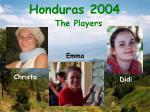 honduras 20043