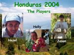 honduras 20044