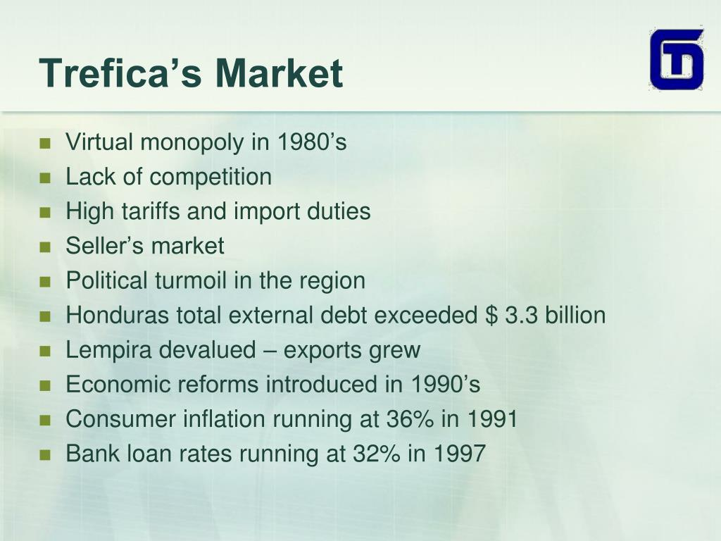 Trefica's Market