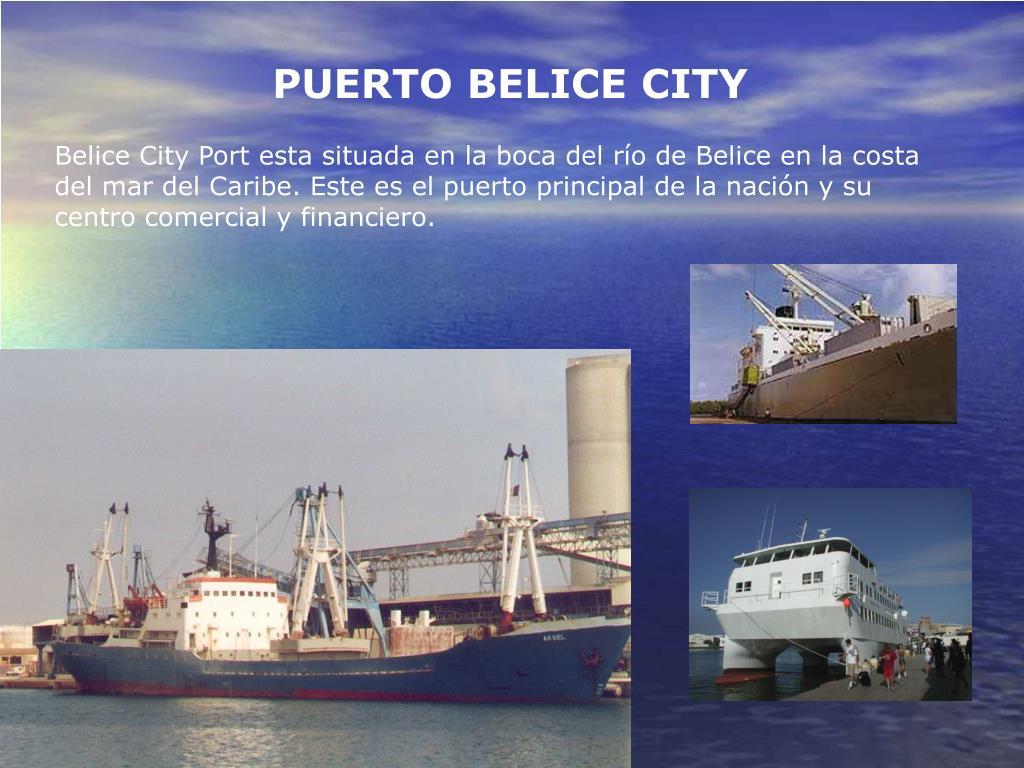Condiciones del transporte marítimo dentro del Golfo