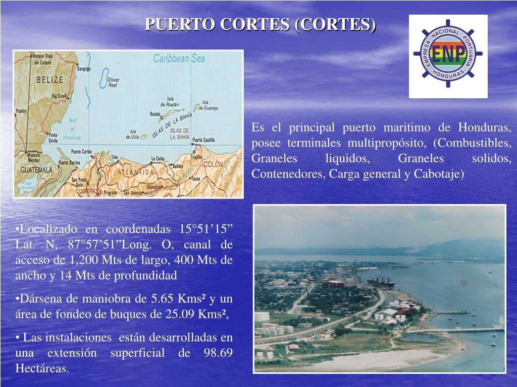 PUERTO CORTES (CORTES)