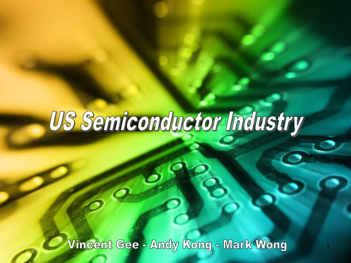 US Semiconductor Industry