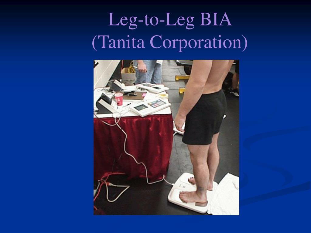 Leg-to-Leg BIA