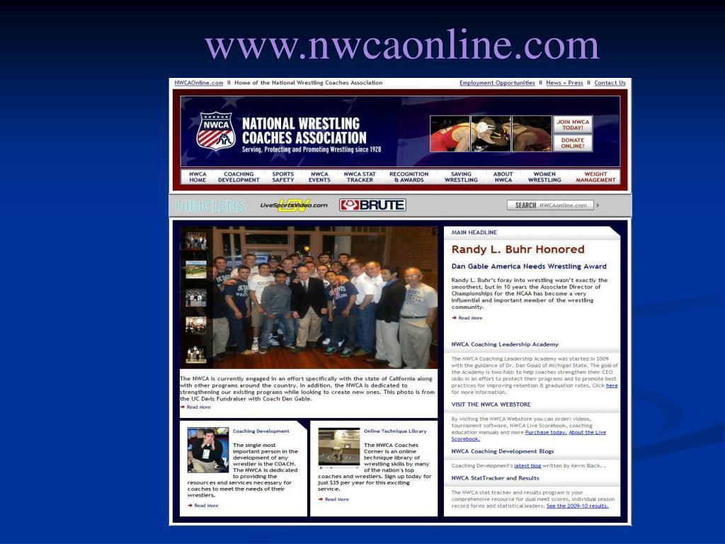 www.nwcaonline.com
