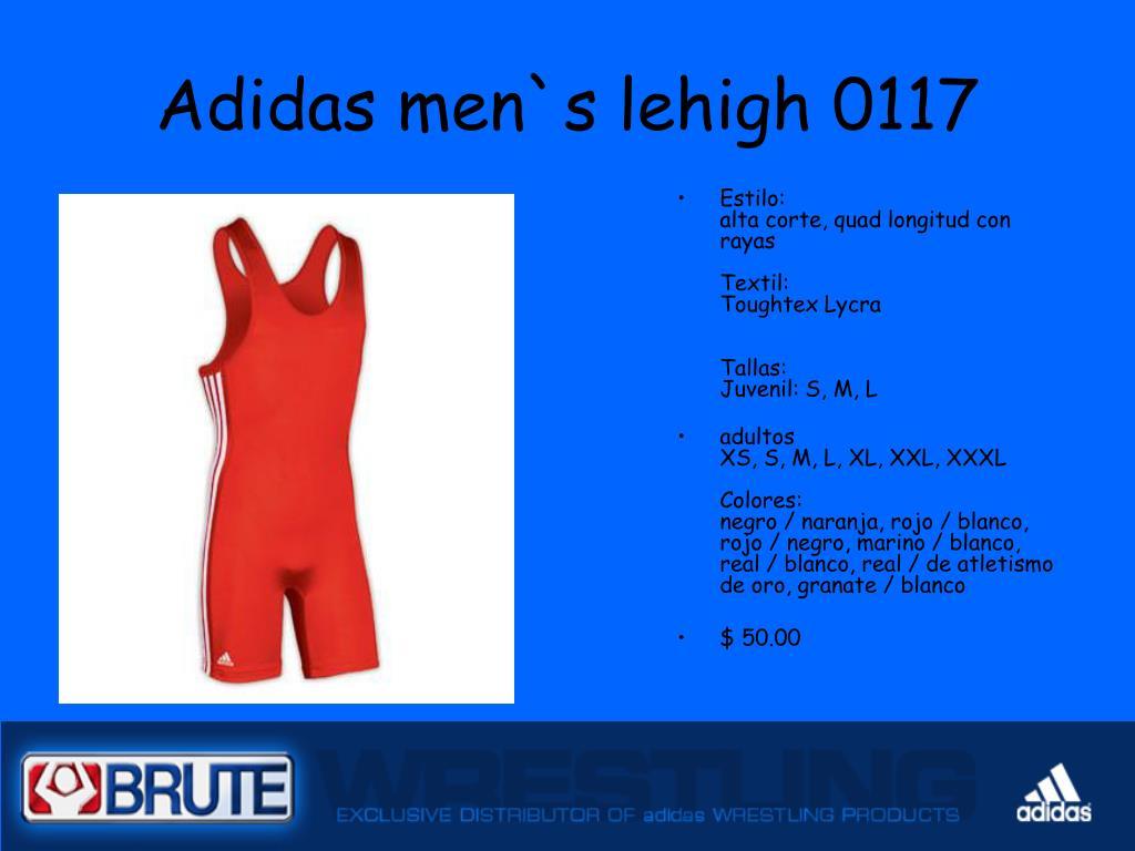 Adidas men`s lehigh 0117