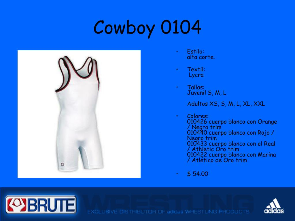 Cowboy 0104