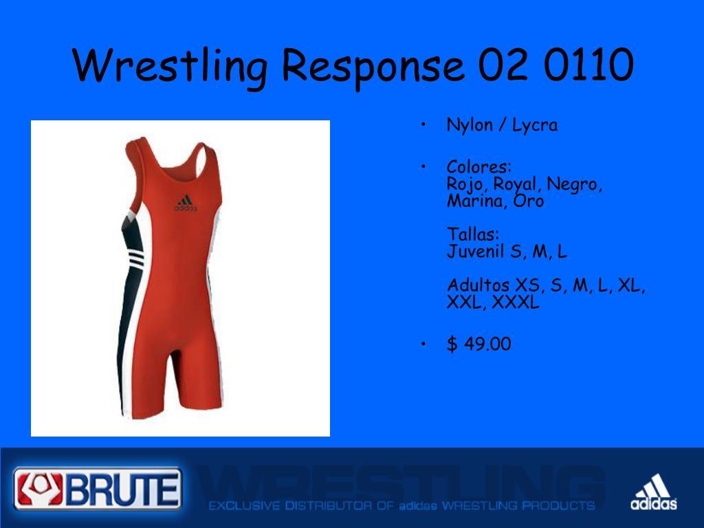 Wrestling Response 02 0110